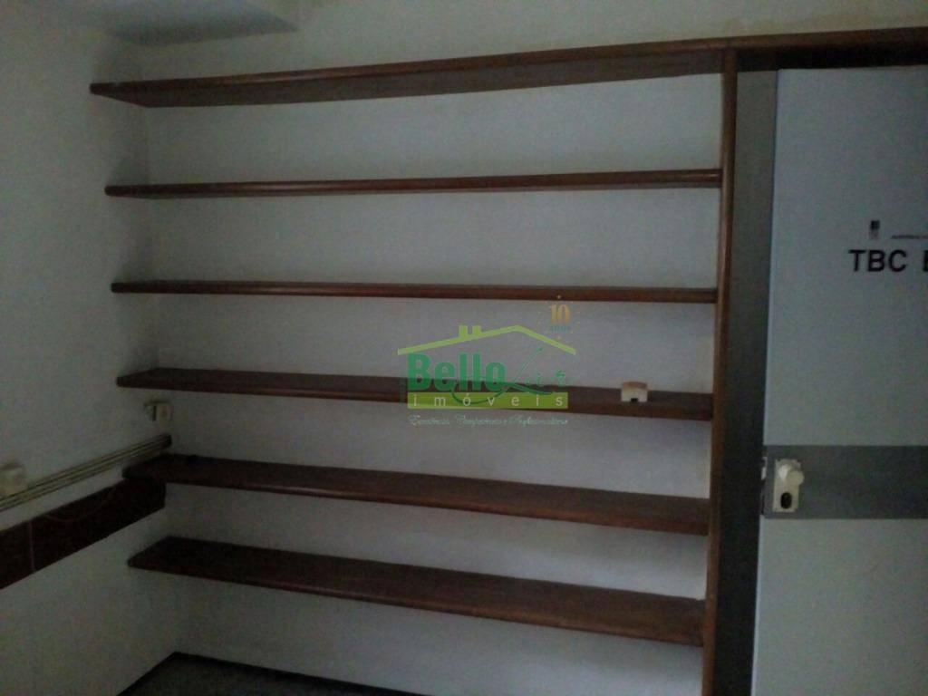 casa comercial para alugar, 350 m² por r$ 8.000/mês - espinheiro - recife/pe - ca0116