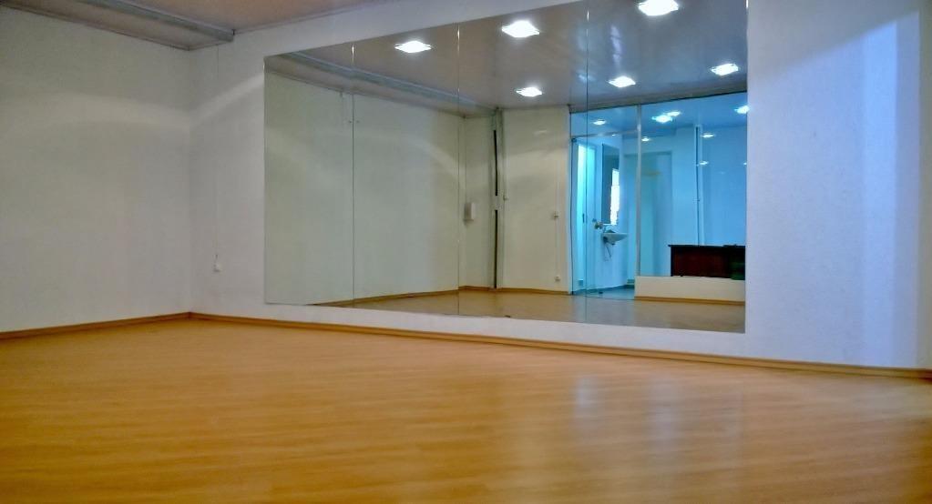 casa comercial para alugar, 55 m² por r$ 3.000/mês - campo belo - forte prime - ca8970