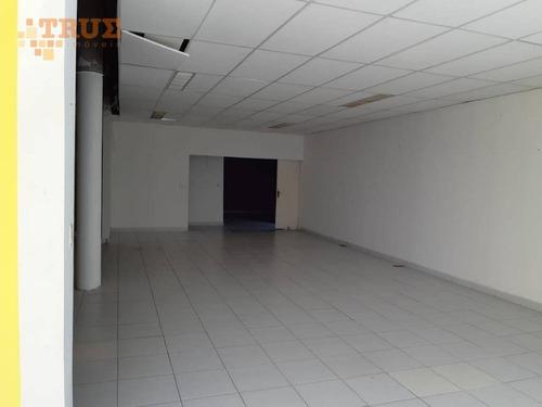 casa comercial para locação, boa viagem, recife. - ca0183