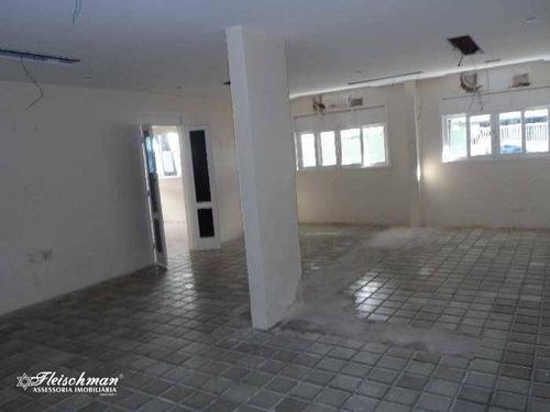 casa comercial para locação, boa viagem, recife - ca0184. - ca0184