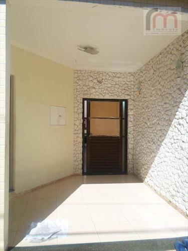 casa comercial para locação, boqueirão, santos - ca0139. - ca0139