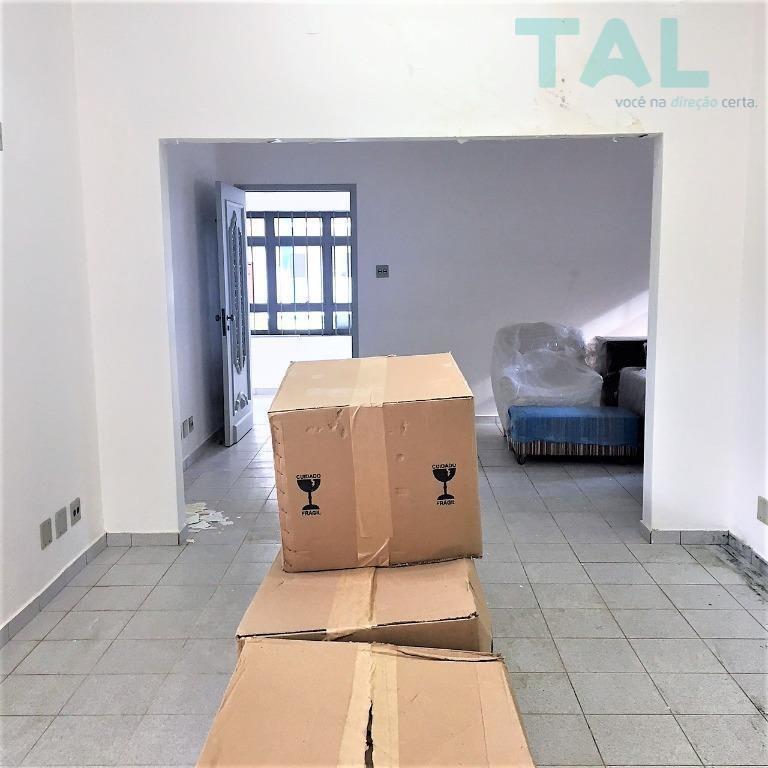 casa comercial para locação, cambuí, campinas. - ca0117
