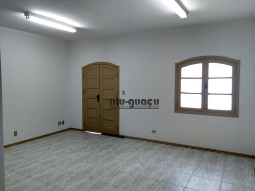 casa comercial para locação, centro, itu. - ca5783