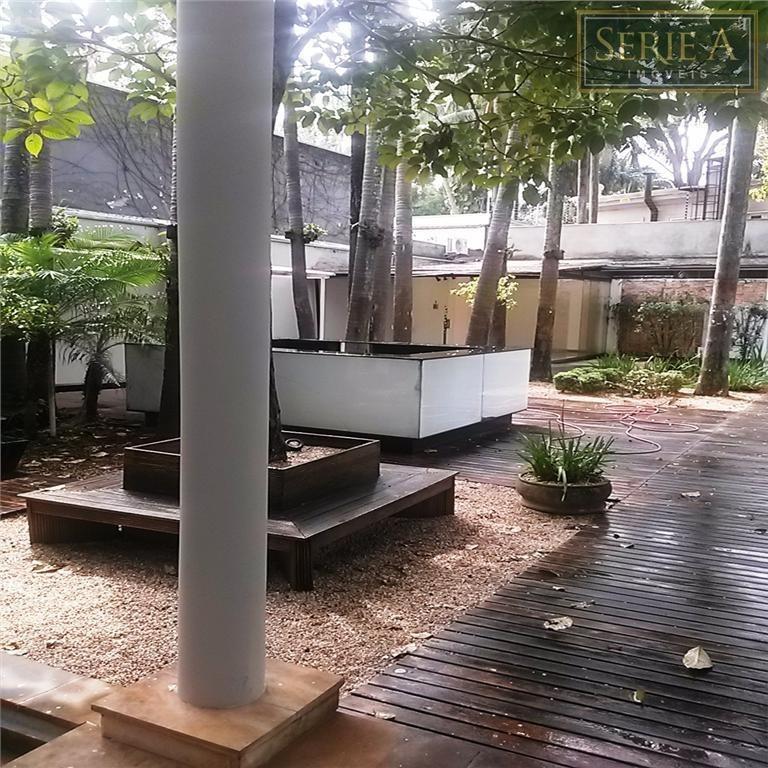 casa  comercial para locação, jardim américa, são paulo. - ca0027