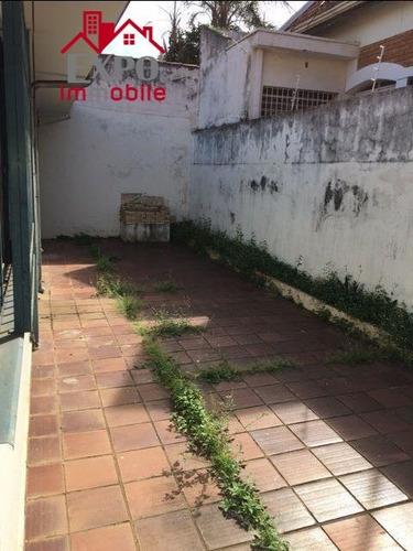 casa comercial para locação, jardim chapadão, campinas. - ca0159