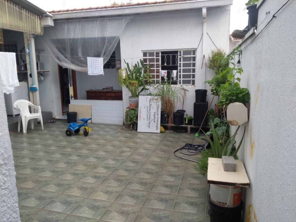 casa comercial para locação, jardim guanabara, campinas. - ca6626