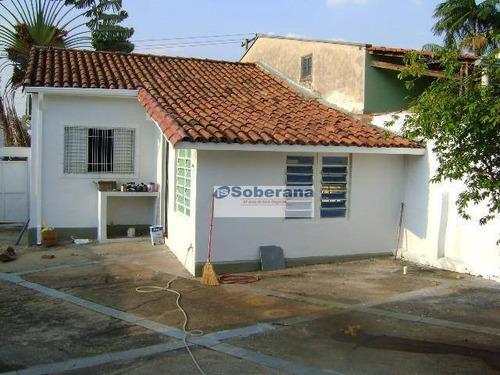 casa comercial para locação, jardim nossa senhora auxiliadora, campinas - ca1709. - ca1709