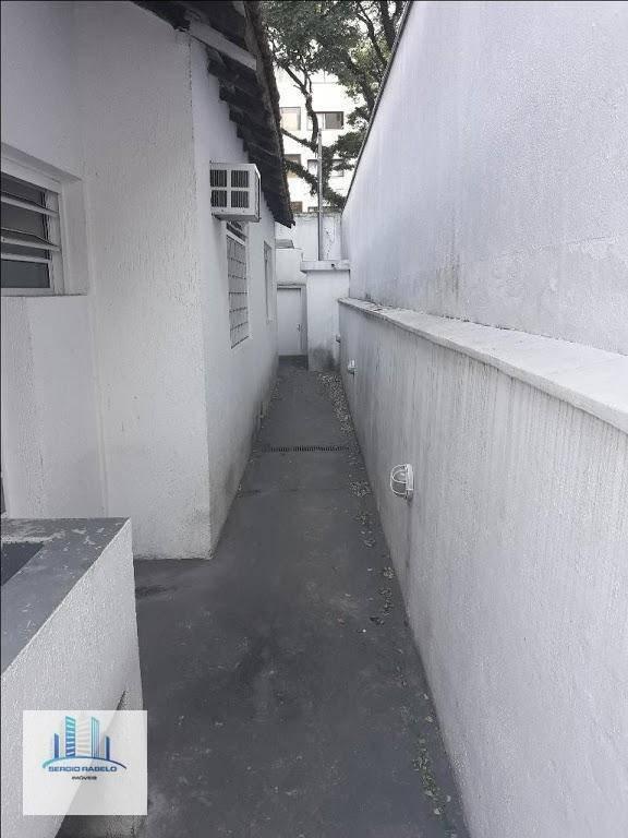 casa comercial para locação, moema, são paulo. - ca0101
