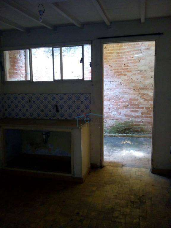 #casa comercial para locação no brooklin. - ca0781