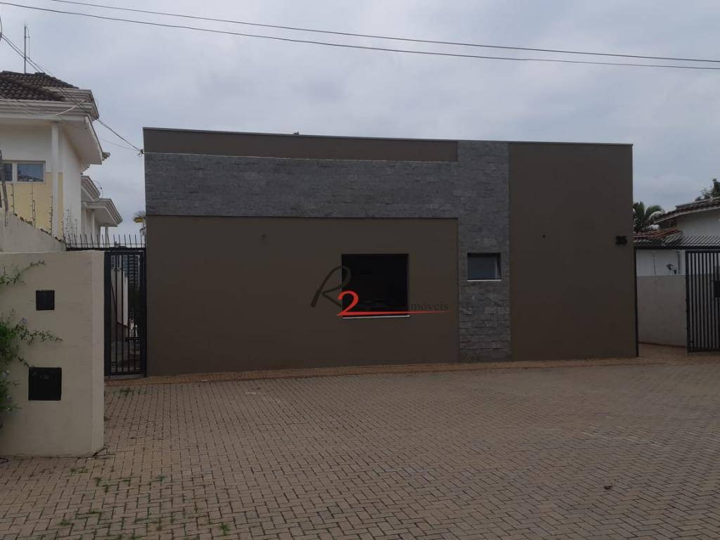 casa comercial para locação, nova campinas. - ca0290