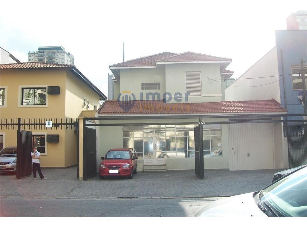 casa  comercial para locação, santa cecília, são paulo. - ca1190