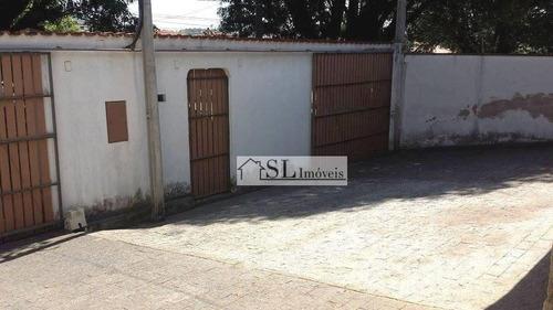casa comercial para locação, taquaral, campinas - ca0037. - ca0037
