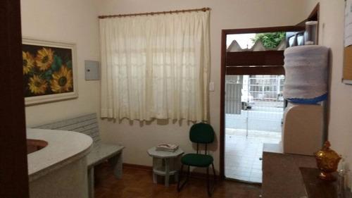 casa comercial para locação, vila alzira, santo andré. - ca1890