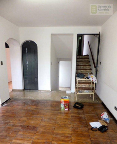 casa comercial para locação, vila santa teresa, santo andré - ca0111. - ca0111