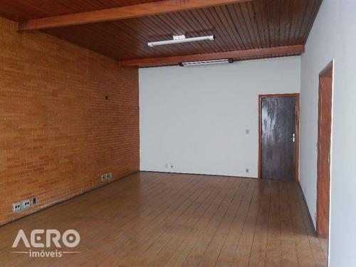 casa comercial para locação, vila santa tereza, bauru. - ca1226