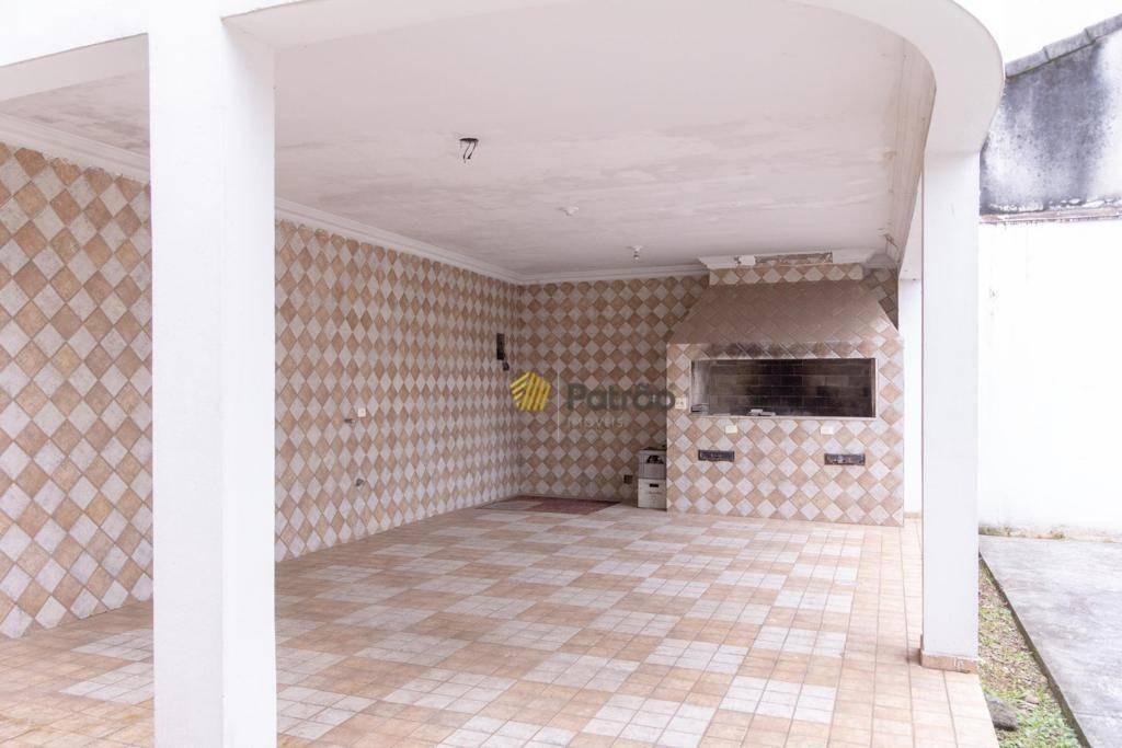 casa comercial para locação, vila santa terezinha, são bernardo do campo. - ca0136