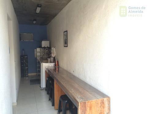 casa comercial para venda e locação, campestre, santo andré. - codigo: ca0265 - ca0265