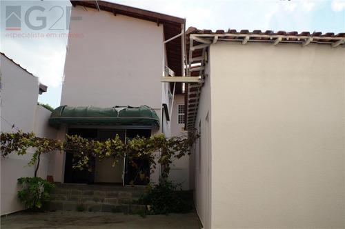 casa comercial para venda e locação, jardim guanabara, campinas. - ca0344