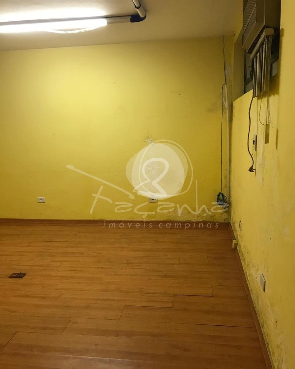 casa comercial para venda e locação no nova campinas em campinas - imoviliária em campinas - ca00670 - 33805143