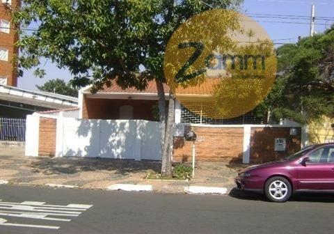 casa comercial para venda e locação, parque taquaral, campinas - ca2121. - ca2121