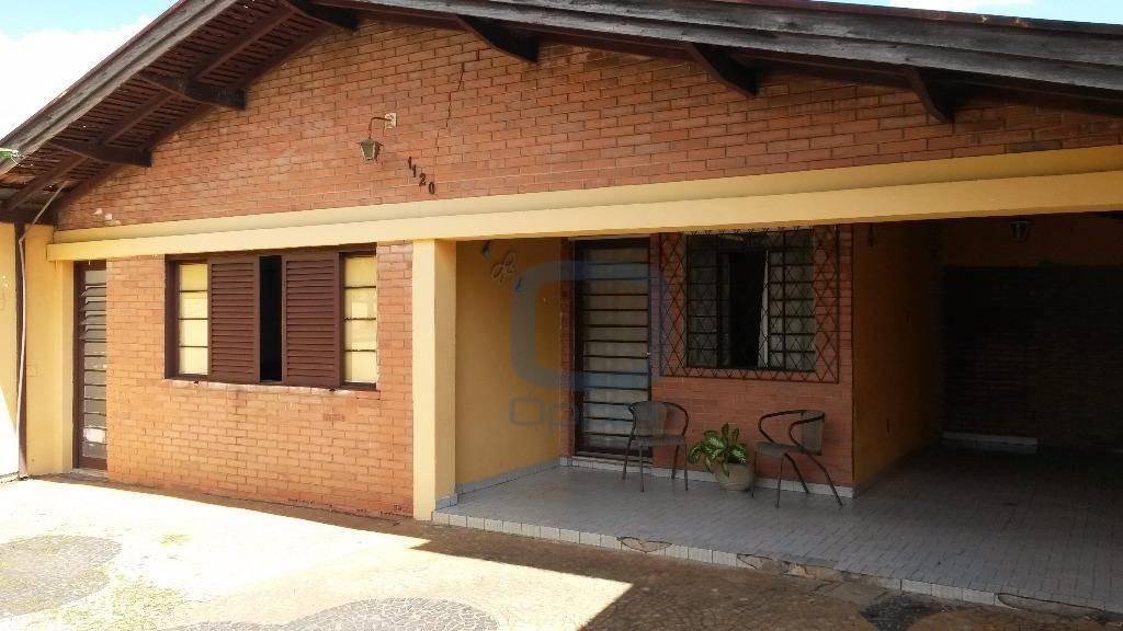 casa comercial para venda e locação, vila joão jorge, campinas. - ca0199