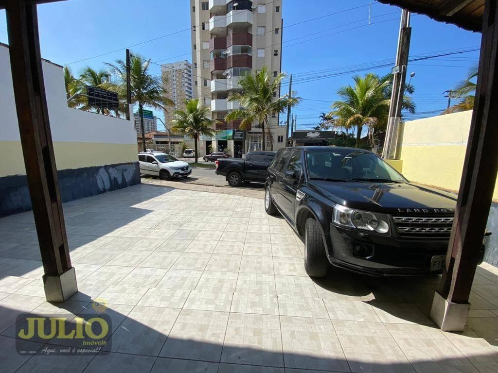casa comercial por r$ 335.000 - vera cruz - mongaguá/sp - ca3785