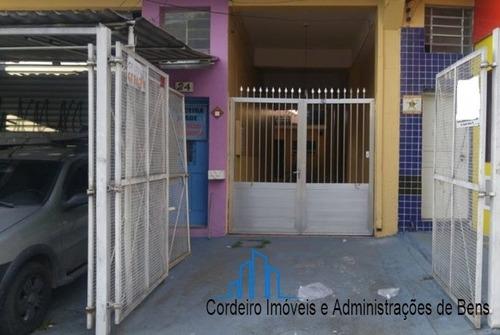 casa comercial/ residencial centro de osasco - ca0002