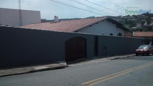 casa comercial/ residencial para locação, castelo branco, vinhedo. - ca0792