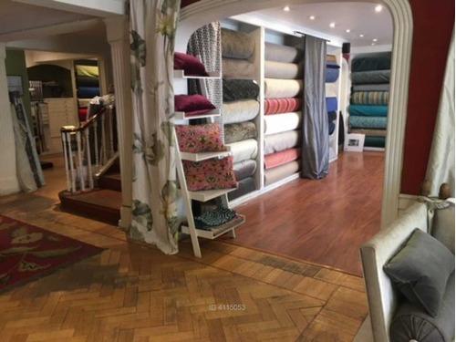 casa comercial / san pascual / las condes