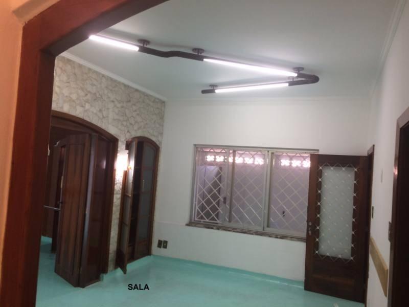 casa comercial térrea para locação no centro de santo andré - 839220