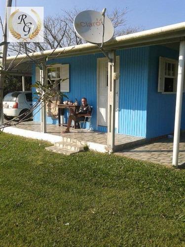 casa comercial à venda, águas claras, viamão. - ca0110