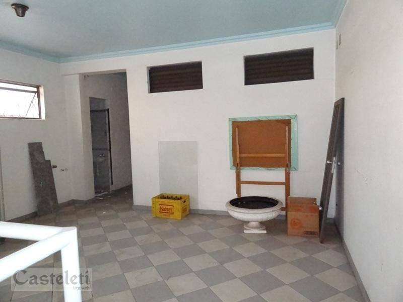 casa comercial à venda, centro, campinas. - ca1643