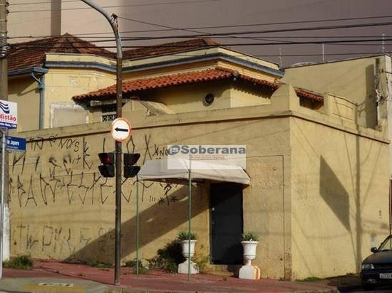 casa comercial à venda, centro, campinas. - ca2586