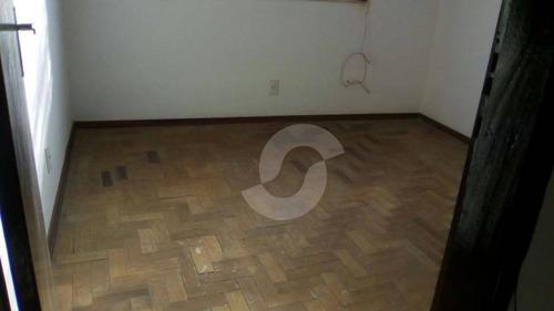 casa comercial à venda, centro, maricá. - ca0769