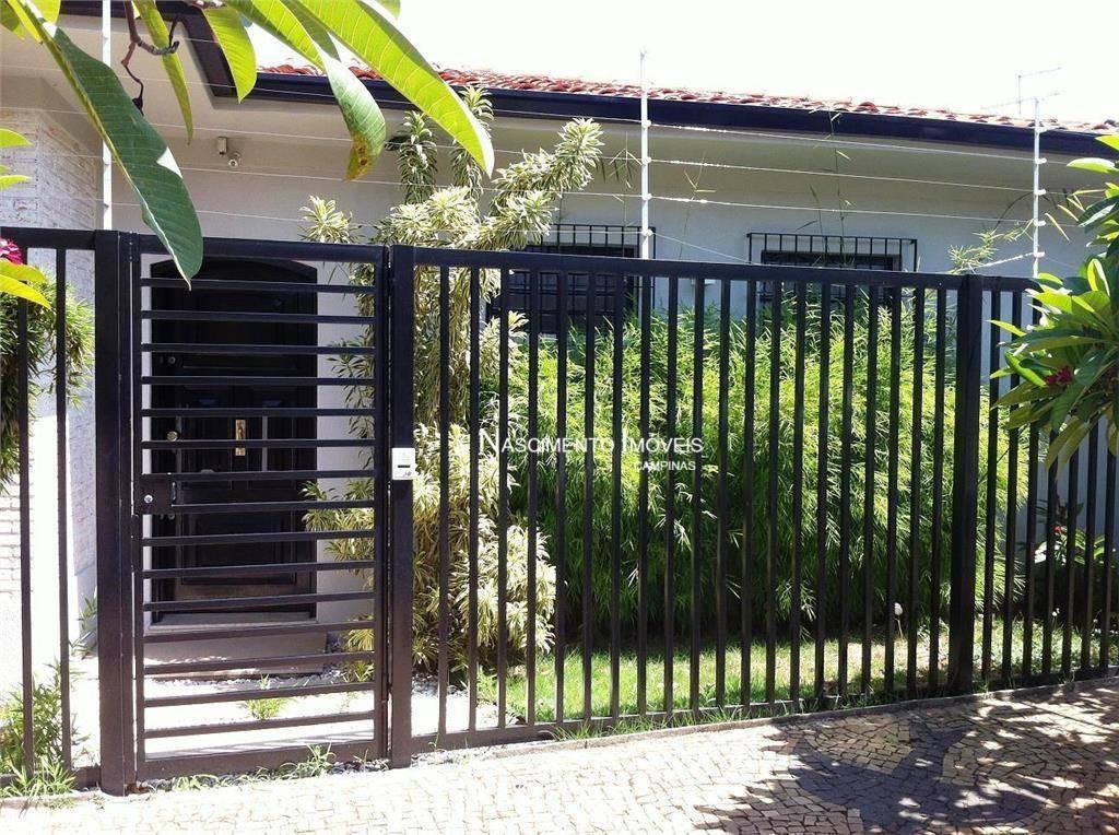 casa comercial à venda, jardim chapadão, campinas. - ca0150