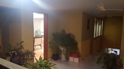 casa  comercial à venda, jardim vera, guarulhos. - codigo: ca0003 - ca0003