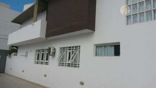 casa comercial à venda, torre, joão pessoa - ca1322. - ca1322