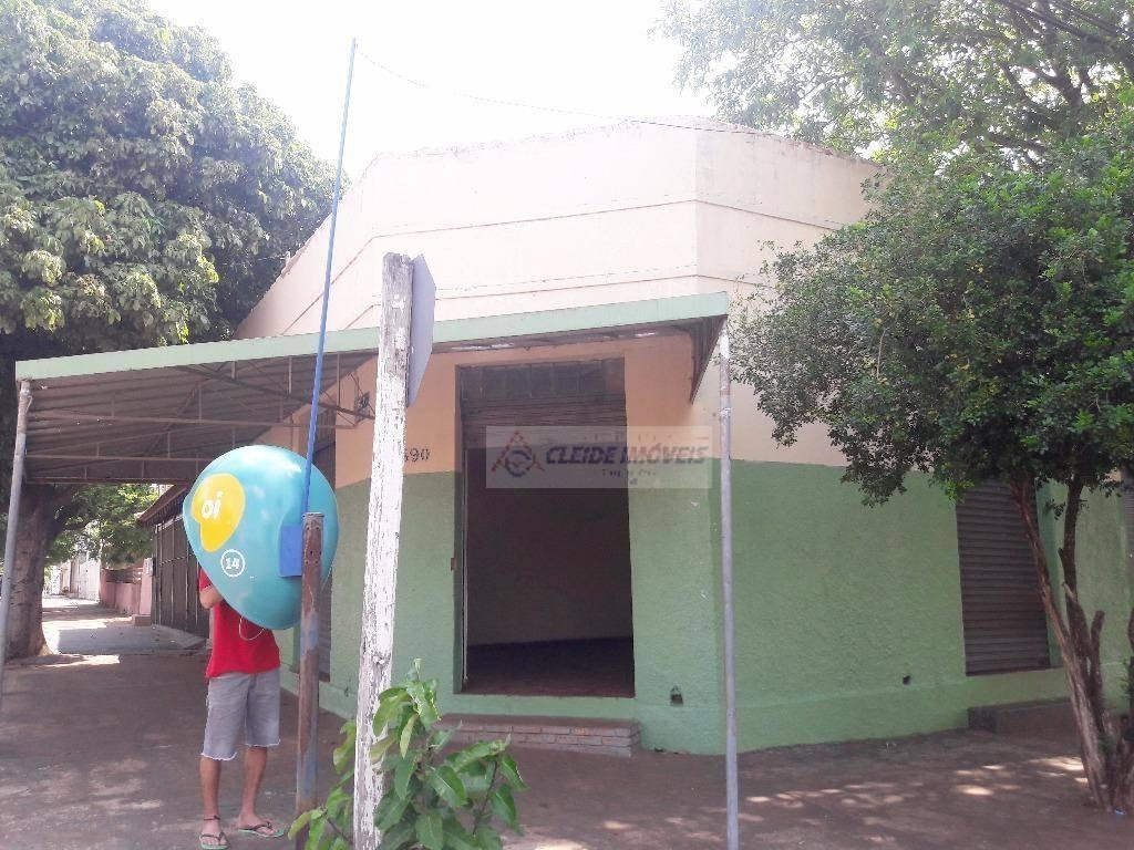 casa comercial à venda, vila carvalho, campo grande - ca0895. - ca0895