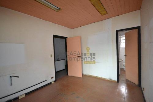 casa comercial à venda, vila mariana, são paulo. - ca0089