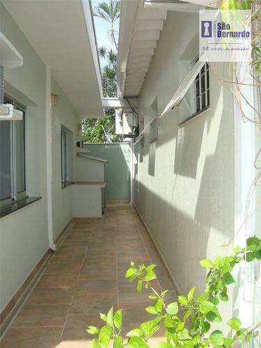 casa comercial à venda, vila santa catarina, americana. - ca0377