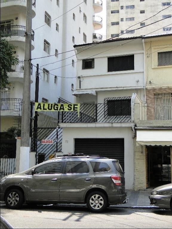 casa comercial, vila mariana, 300m², 10 salas, 1 vaga. - ca0787