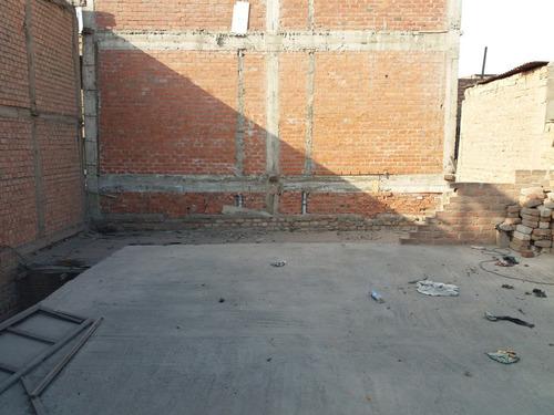 casa como terreno 200 m2
