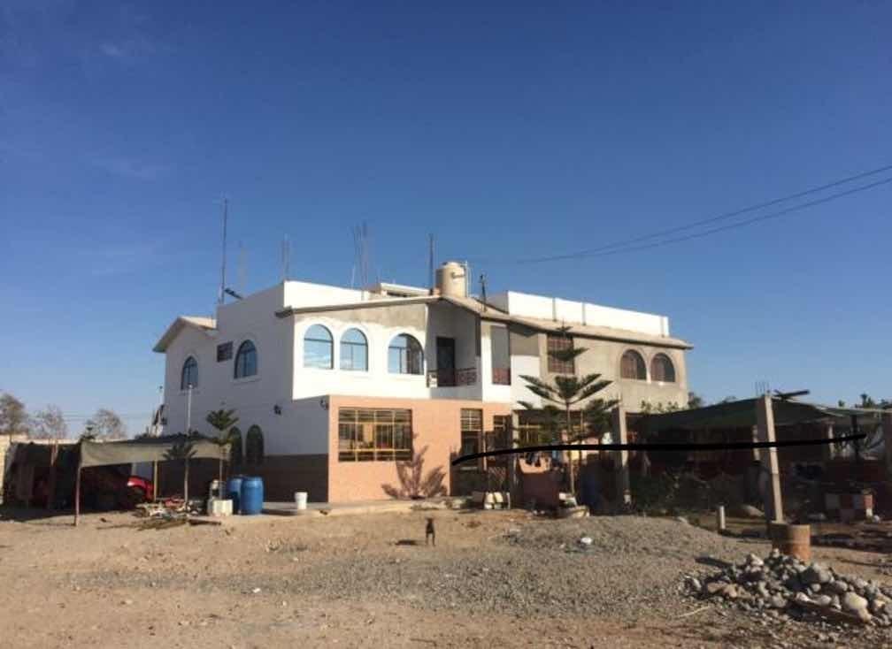 casa como terreno en tacna - 3 hectáreas o la mitad