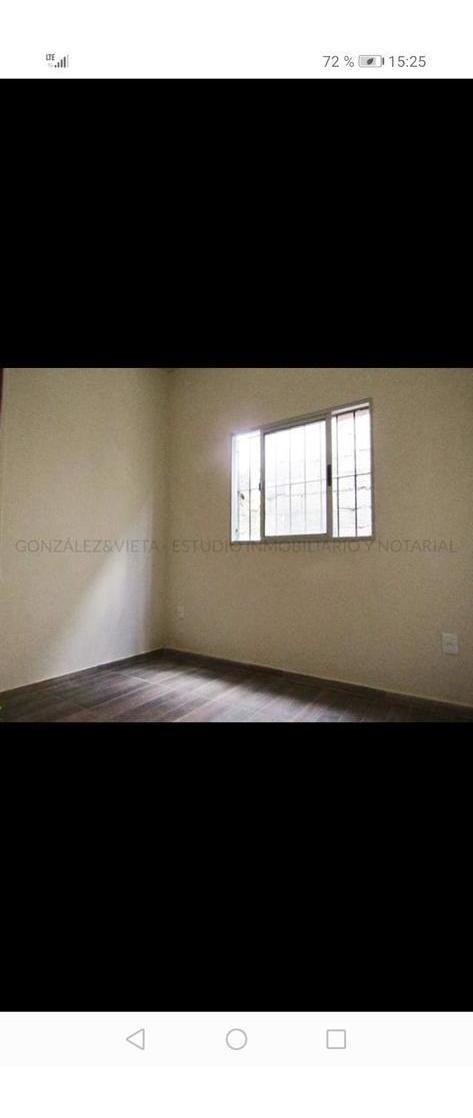 casa cómoda a estrenar de 2 dormitorios en piedras blancas