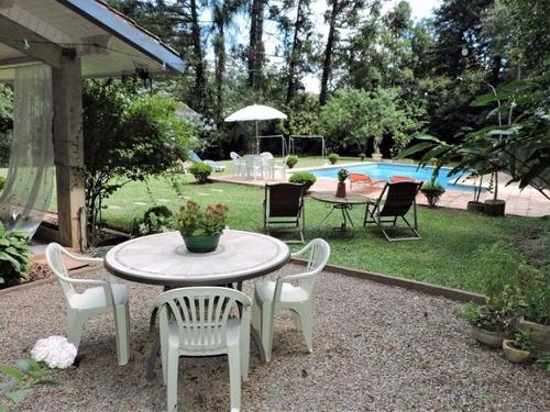 casa completa e charmosa com muita natureza. ref.76415