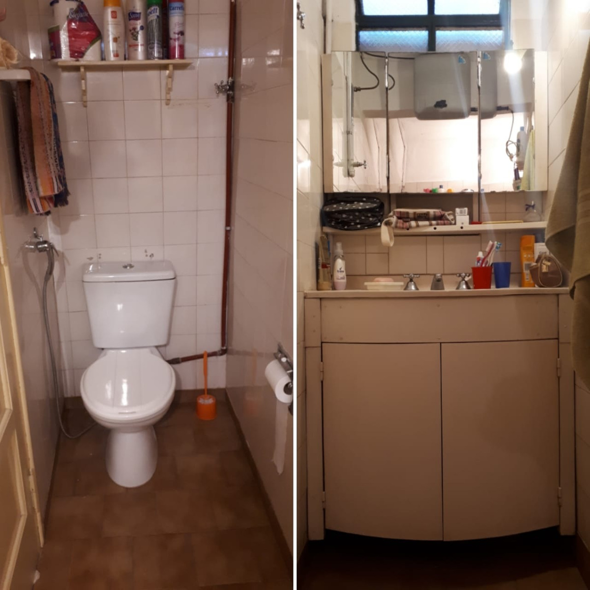 casa compuesta de 3 habitaciones, cocina comedor, dos baños
