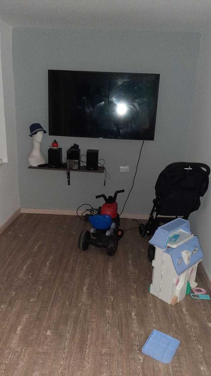 casa con 6 apartamentos rectables