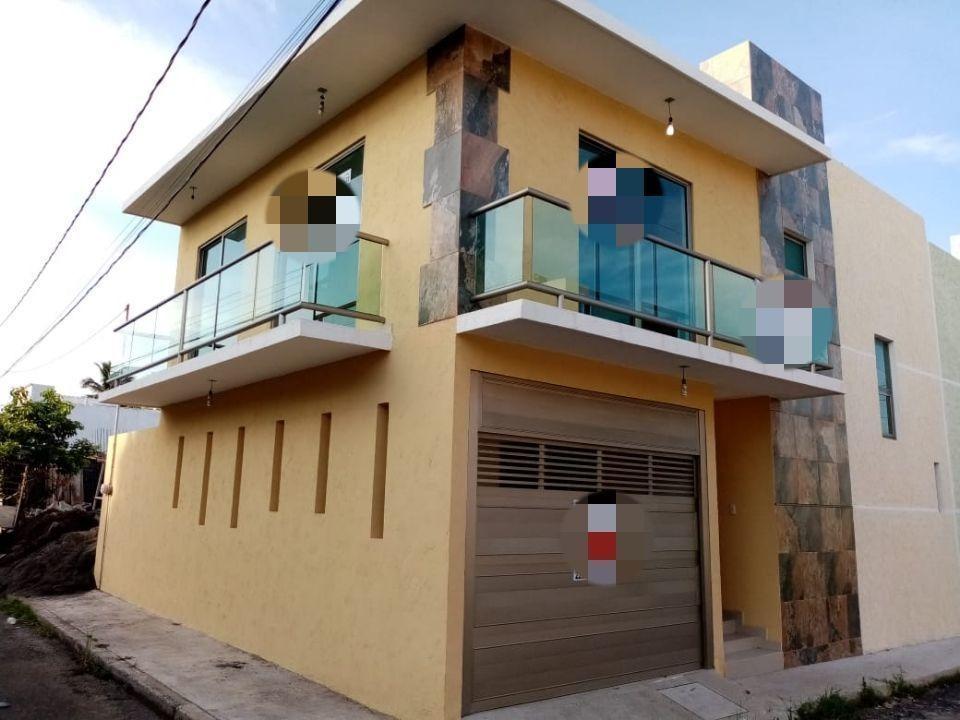 casa con acabados de lujo excelente ubicación frac lomas del mar, boca del rio;