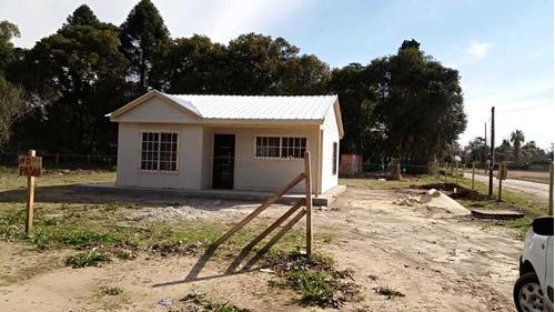 casa con amplio lote terreno