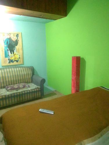 casa con departamento para renta en villa rosa